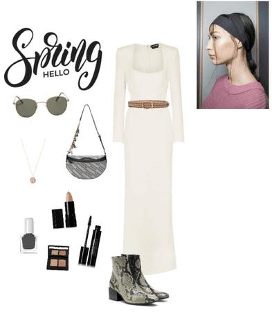 5. Spring Dress