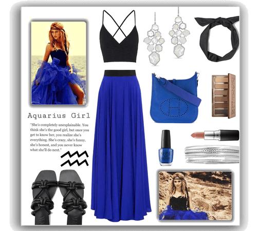 Aquarius celebrity - Shakira