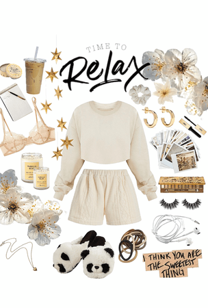 🌻RELAX.
