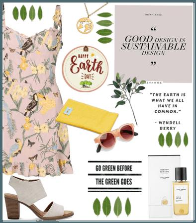 Sustainable fashion.