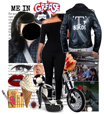 Me in Grease (Part III)