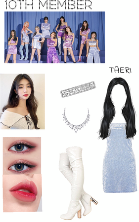 TWICE 10th MEMBER|TAERI