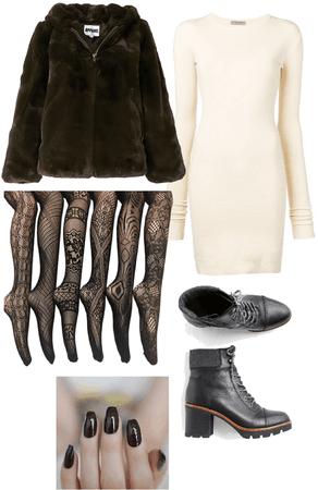 Rylie Fur Jacket 3