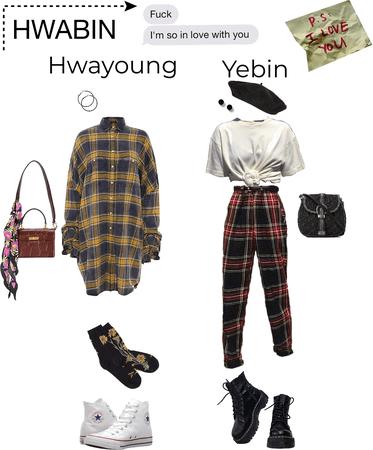 GLG|HwaBin|Hwayoung X Yebin