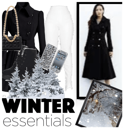 Warm Winter Coat essentials