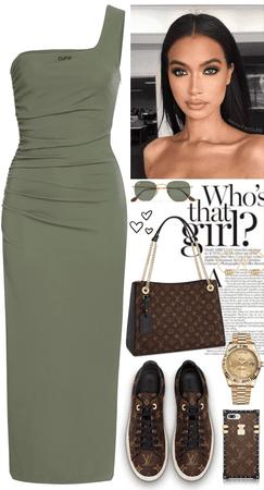 OFF Dress
