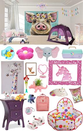 little girl room ideas 💡 xox