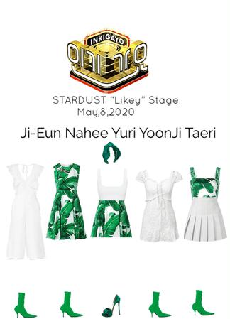 """STARDUST """"Likey"""" Stage"""