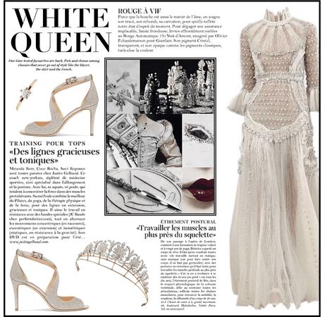 The White Queen Costume - Contest