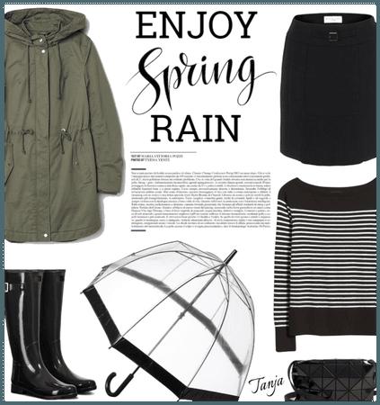 Enjoy Spring Rain
