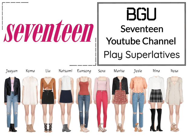 BGU Seventeen Youtube Channel