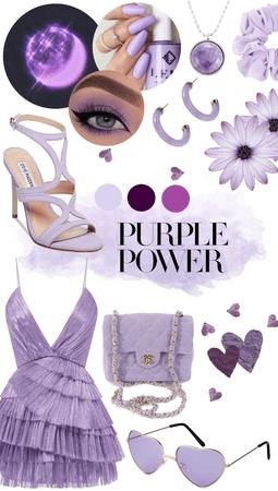 Purple! 🔮💜