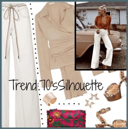 Trend: 70's Silhouette