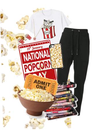 popcorn anyone?!