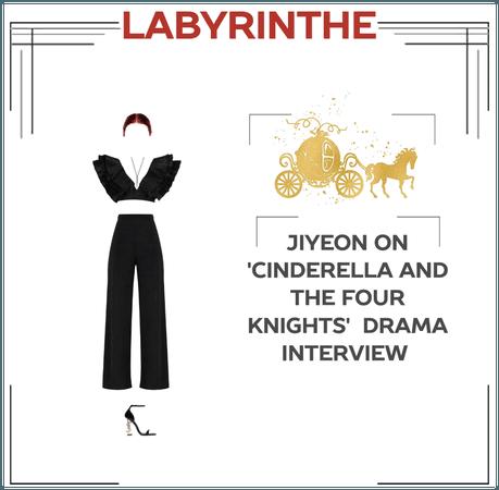 Jiyeon interview