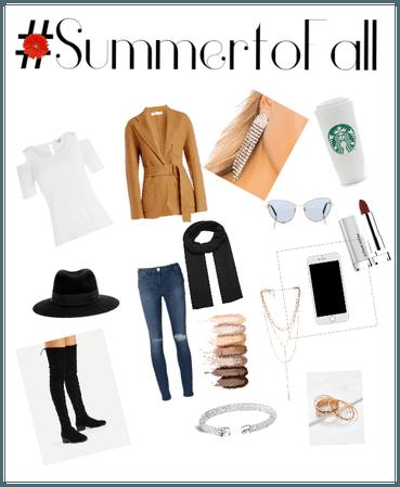 #SummertoFall