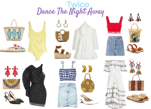 Dance The Night Away - Twice