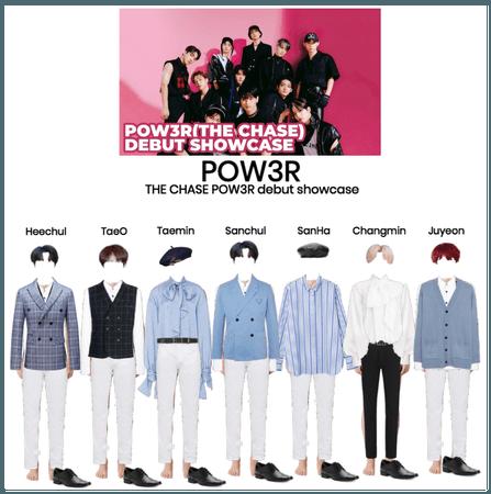 POW3R(THE CHASE) debut showcase
