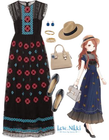 Love Nikki Outfit Inspiration #1