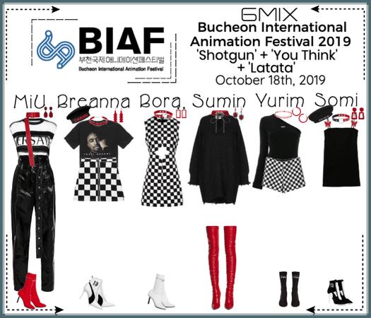 《6mix》Bucheon International Animation Festival