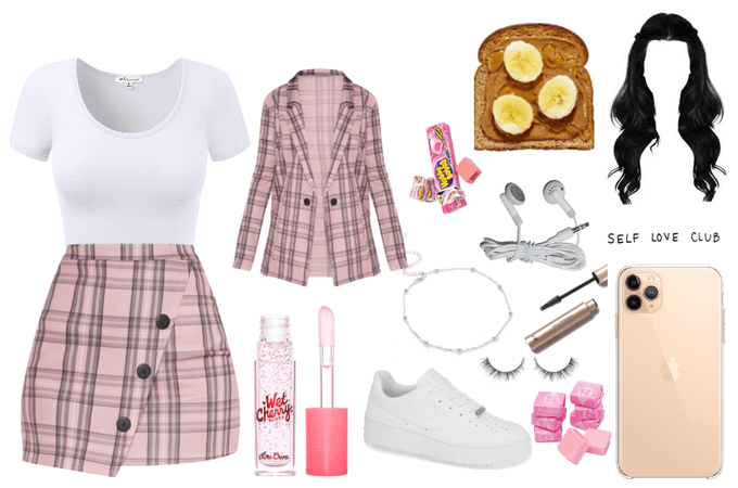 Clueless inspired fir