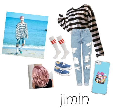 Jimin outfit