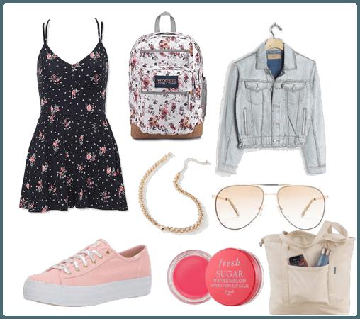 Cute Back to School Look