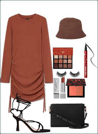 Girls nightout brown