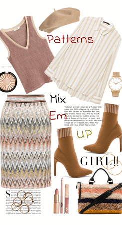 Patterns - Mix Em Up Girl!!