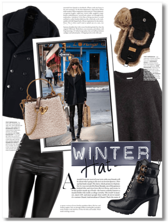 Winter Hat - Trapper