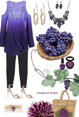 Grape Inspired