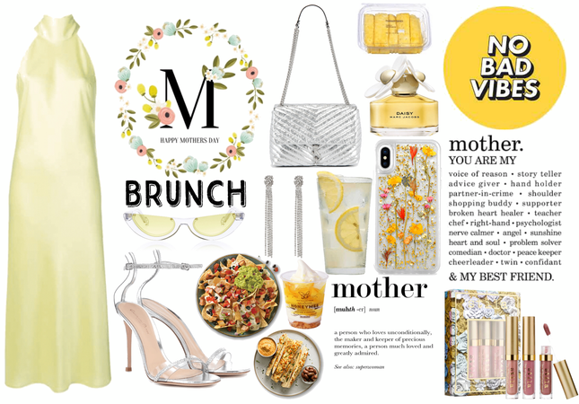 Happy Mother's day : sunshined brunch