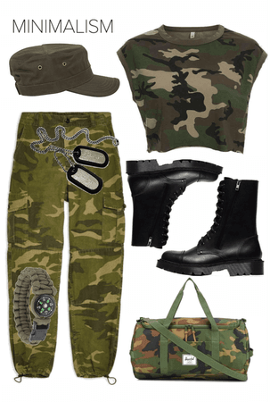 Military Support Style