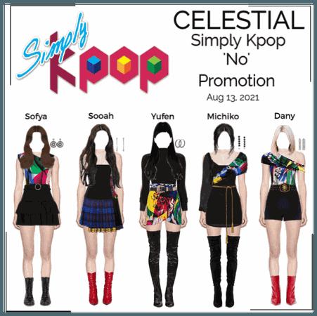 CELESTIAL (세레스티알)   Simply Kpop Promotion