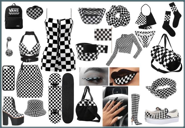 Checkered Theme