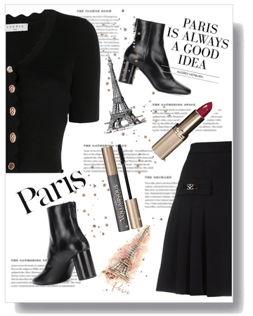 Paris *how to style*
