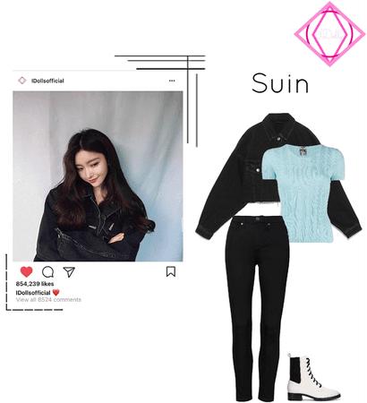IDolls Suin Instagram update