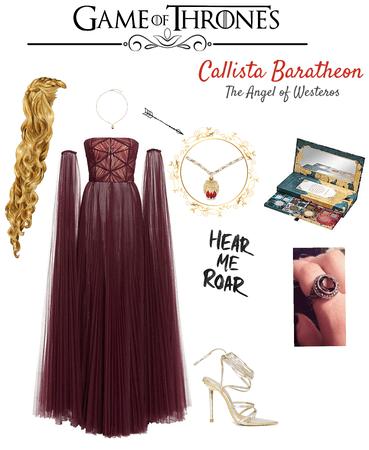 Callista Baratheon - Game of Thrones OC