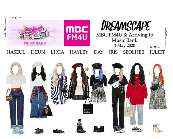 DREAMSCAPE [드림스게이프] MBC FM4U & Music Bank 200501