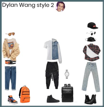 Dylan Wang style 2 by Giada Orlando 2019