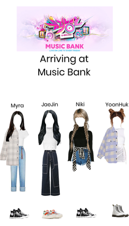 ~𝕍al𝕜yrie~ Arriving at Music Bank