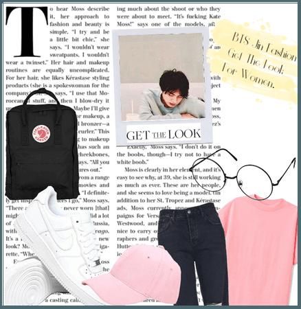 BTS Jin/ Kim Seokjin Women's Fashion.