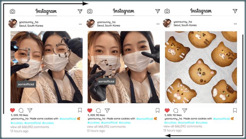Crushes (호감) [Sun-ha] Instagram Post/Update