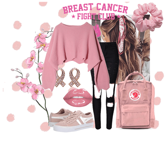 Pink For The Cure