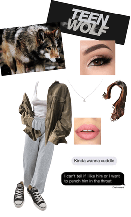 Teen Wolf Outfit