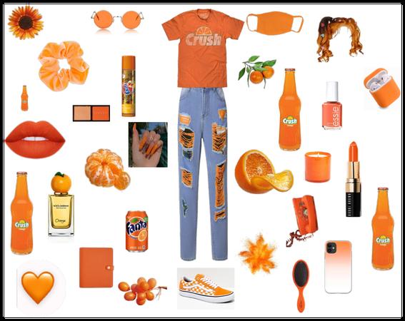 Favorite Soda | Orange