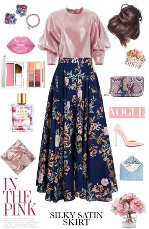 pink satin💕