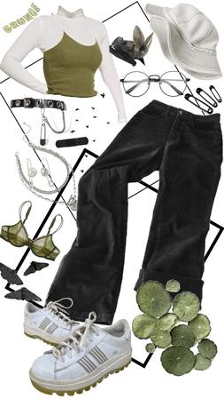 Grunge Green~