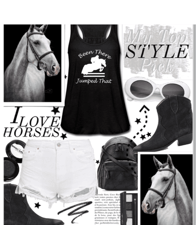 TOP STYLE PICK: HORSES ALL DAY EVERY DAY