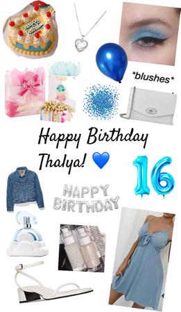 Thalya Collection ~ Happy birthday Thalya!